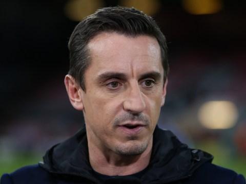 Gary Neville questions Liverpool's £75m transfer move for Virgil van Dijk
