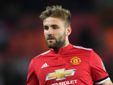 Luke Shaw slammed for wasting his talent and advised to consider leaving Manchester United by Phil Neville
