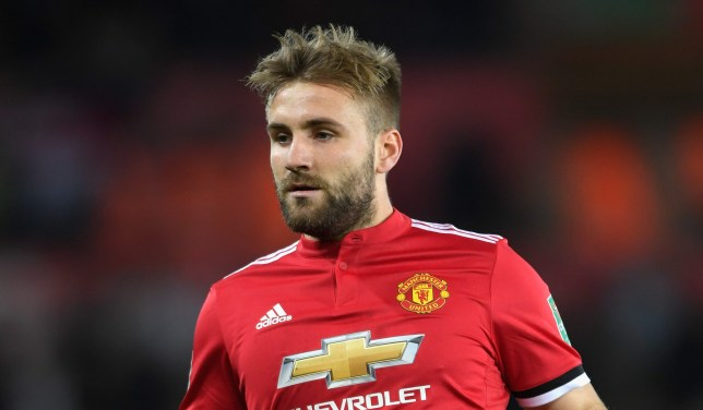 Luke Shaw looks likely to be on his way out of Manchester United in January
