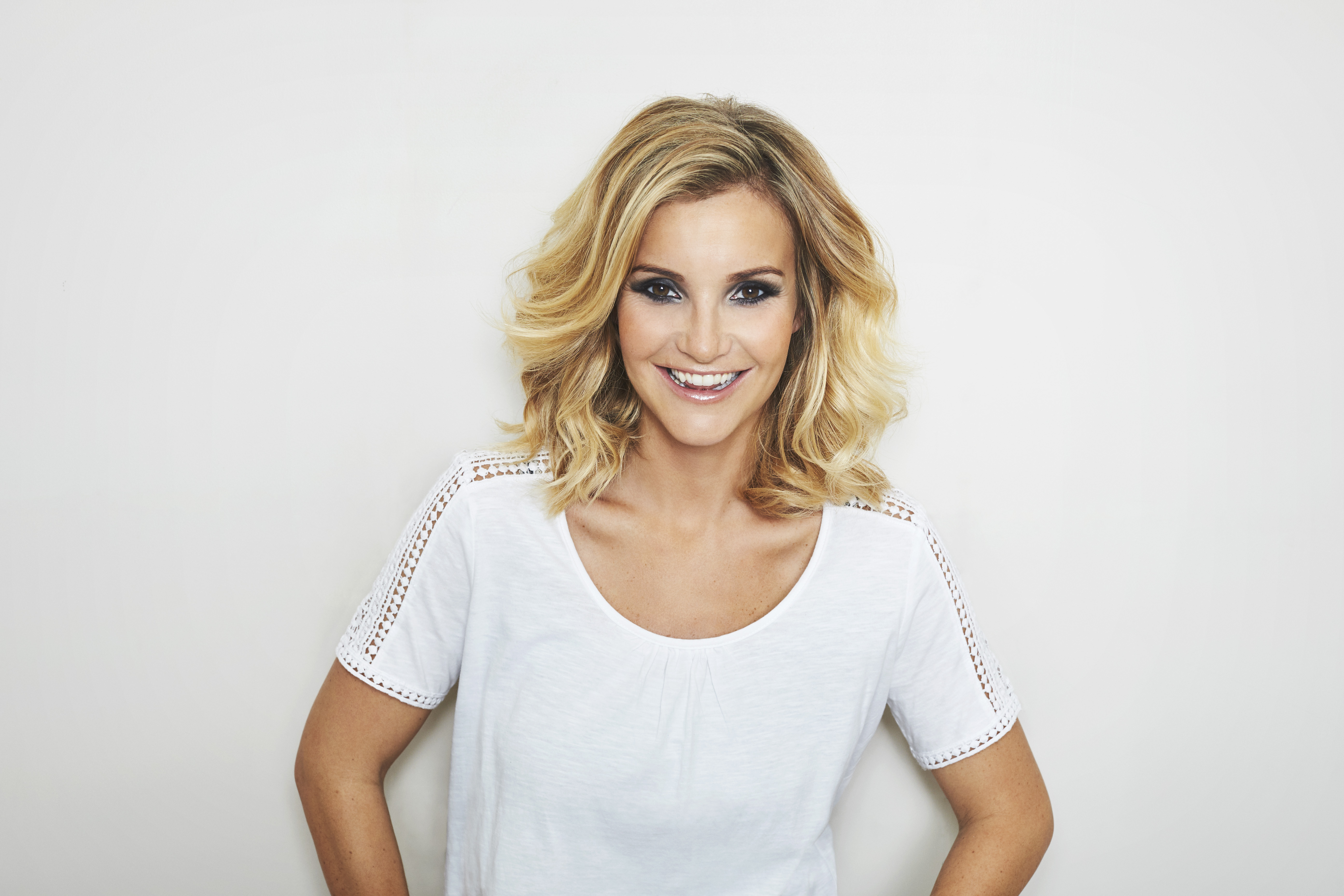 Helen Skelton on the 'chaos' of motherhood and why she isn't bothered by comments on her outfits