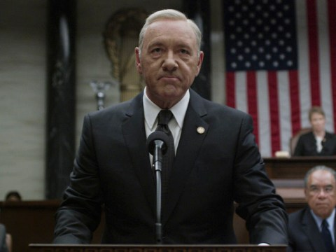 Netflix's House Of Cards to end after season 6 following Kevin Spacey allegations