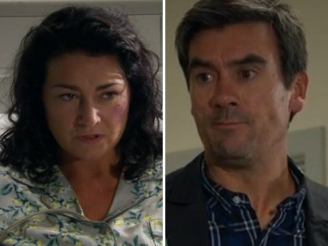 Emmerdale spoilers: Cain and Moira Dingle reunion ahead as they are united by their baby?