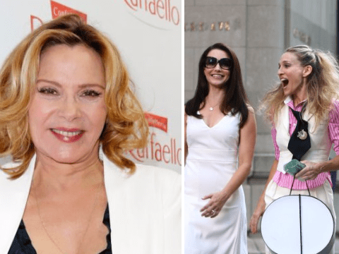Kim Cattrall 'slams' Sarah Jessica Parker over claims Cattrall was to blame for axing of Sex And The City 3