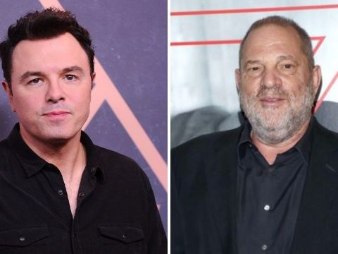 Seth MacFarlane explains 'anger' led to Harvey Weinstein sexual harassment joke in 2013