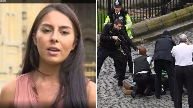 Mixed race student caught up in terror attack 'interrogated about her body hair'