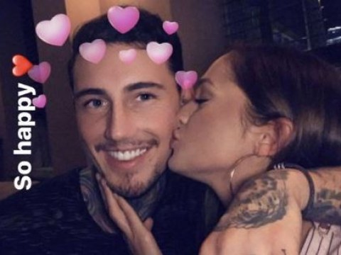 Jeremy McConnell confirms he's moved on from Stephanie Davis with kiss from mystery woman
