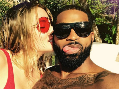 Khloe Kardashian 'is torn' over her relationship with Tristan Thompson and 'isn't ready' to split
