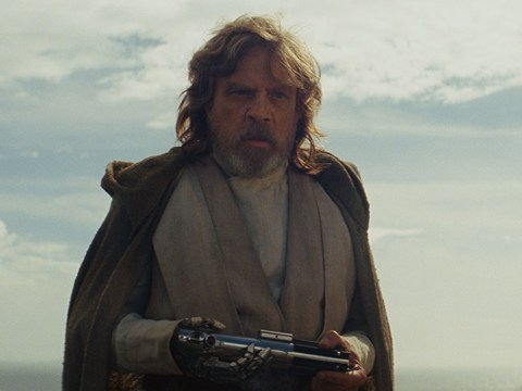 Star Wars: has Luke become a weird old hermit, like Ben and Yoda before him?