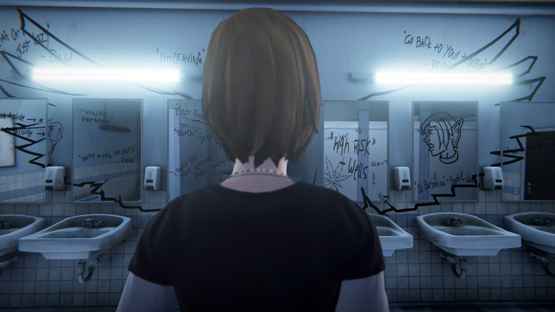 Life Is Strange: Before The Storm Episode 2 (PS4) - the troubled life of Chole Price