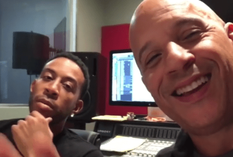 Vin Diesel is set to drop 'powerful' music with Ludacris that will 'move mountains'