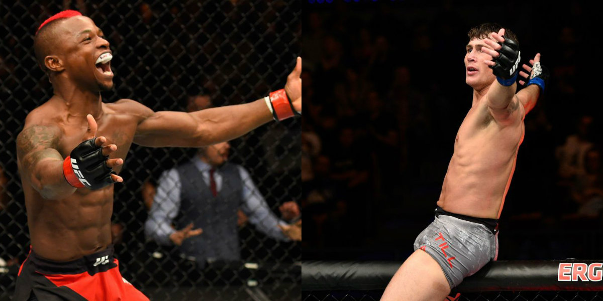 Darren Till leaps up to No.8 welterweight contender as Marc Diakiese gets UFC 219 fight slot