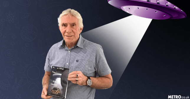 Ex-policeman still says he was abducted by aliens after 37 years