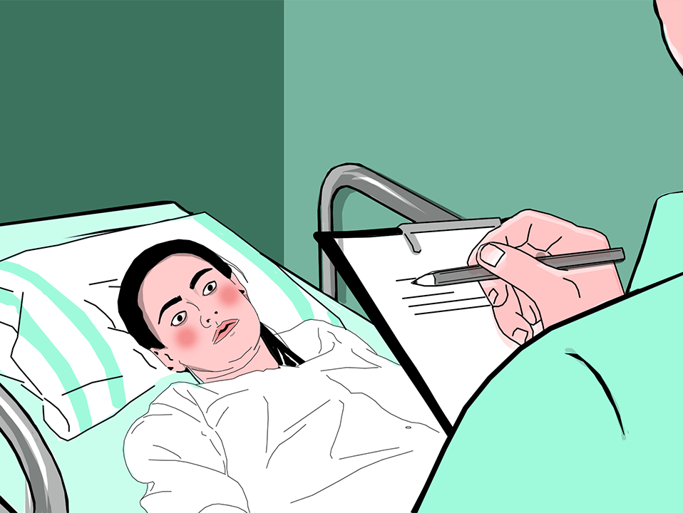 At 23, I had a blood clot that could have killed me