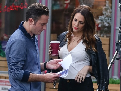 Spoilers: Footballer's Wives reunion as Hollyoaks casts Chardonnay star Susie Amy alongside Gary Lucy