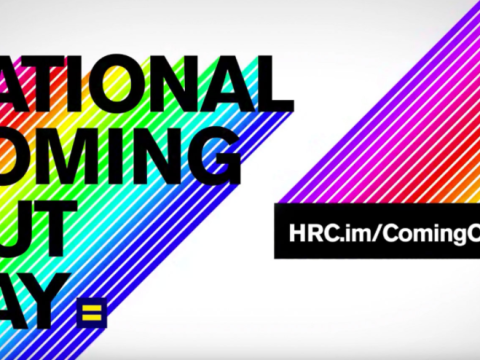Coming Out Day: How to come out – tips from the Human Rights Campaign