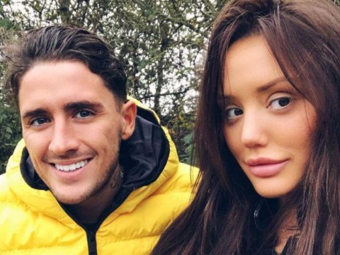 Stephen Bear and Charlotte Crosby are not dating despite claims of them being back together
