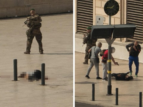 Knifeman 'stabs two women to death in terror attack' at train station in Marseille