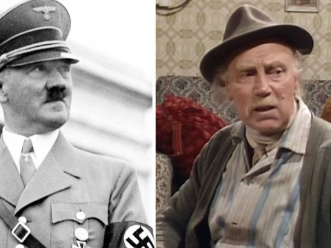 Only Fools And Horses' Grandad actor met Hitler and regretted not shooting him dead, recalls Nicholas Lyndhurst
