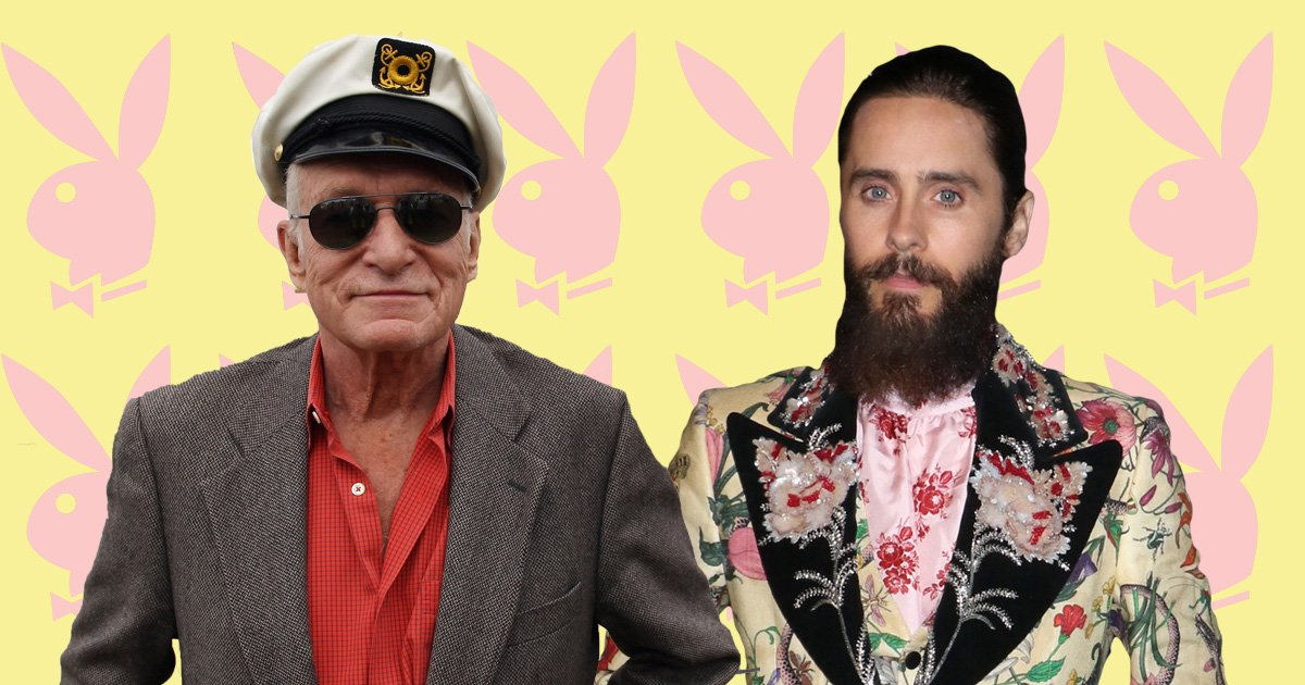 Jared Leto to play Hugh Hefner in the biopic of his life