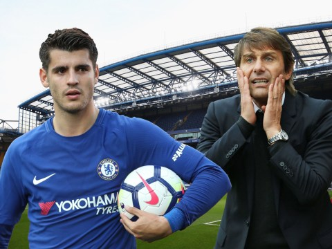 No Morata, no party: Chelsea's latest injury setback exposes Antonio Conte's biggest weakness