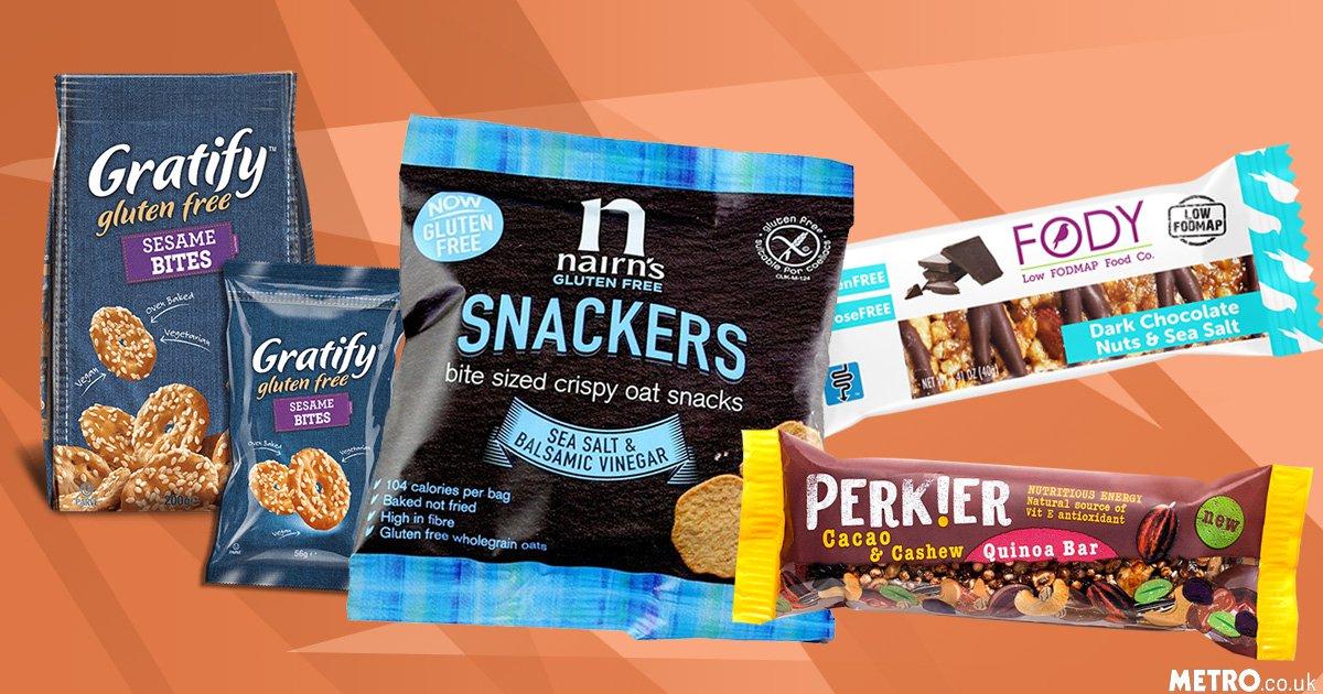 10 best gluten-free snacks on the go