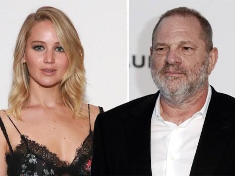 Jennifer Lawrence thanks women for 'bravery' amid Harvey Weinstein allegations