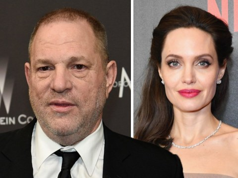 Angelina Jolie and Gwyneth Paltrow say they both endured harassment by Harvey Weinstein
