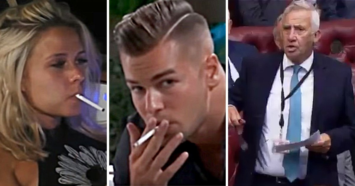 Watch the bizarre moment the House of Lords started debating Love Island