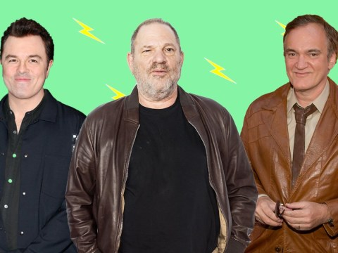 Men of Hollywood – don't make this Harvey Weinstein situation about you