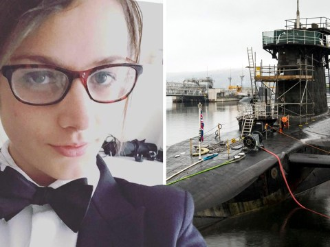 Female officer removed from nuclear submarine HMS Vigilant after 'having sex'