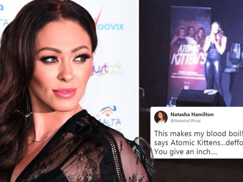 Natasha Hamilton takes swipe at 'Atomic Kittens' knock-off show without any original members