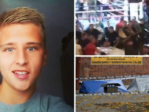 First picture of teenager, 19, killed when 'throat was slashed' during boxing match
