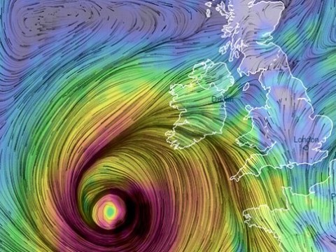 'Danger to life' as ex-Hurricane Ophelia set to batter UK 30 years after Great Storm