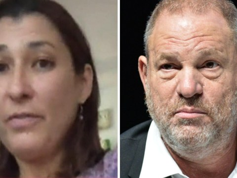 Former movie worker was left 'scared and intimidated' working with Harvey Weinstein after he cornered her in hotel