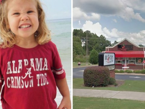 Three-year-old drowns after falling into grease pit at ice cream shop
