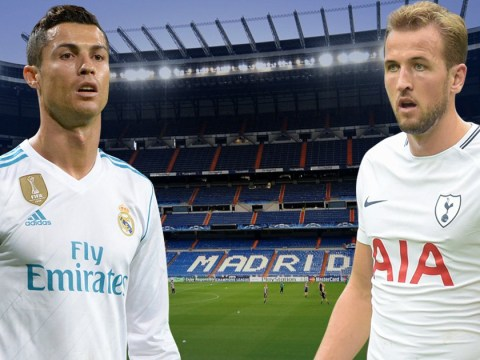 Harry Kane v Cristiano Ronaldo: Is the Spurs striker already capable of replacing the Real Madrid star?