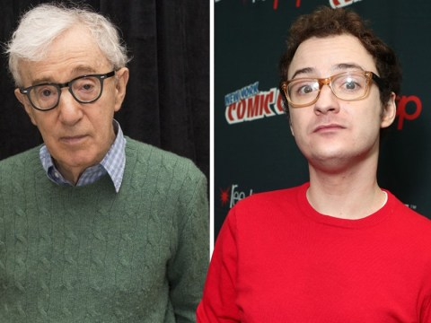 Actor Griffin Newman donates entire movie salary to anti-rape charity over regret at working with Woody Allen