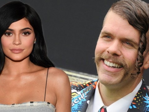 Perez Hilton claims Kylie Jenner got pregnant 'because she's empty inside'