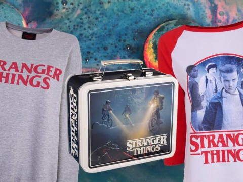 The Topshop x Stranger Things collection is everything we've dreamed of and more