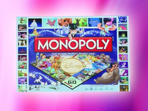 If you love all things Disney, you're going to be a fan of this Monopoly set