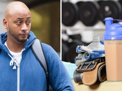 Man claims he groped woman in gym changing room because of his protein shakes