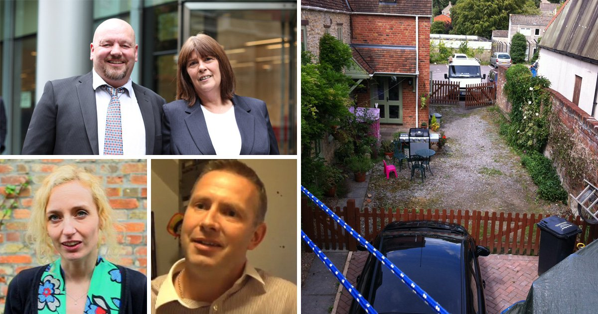Couple left with £200,000 court bill after their 'childish' row with neighbour