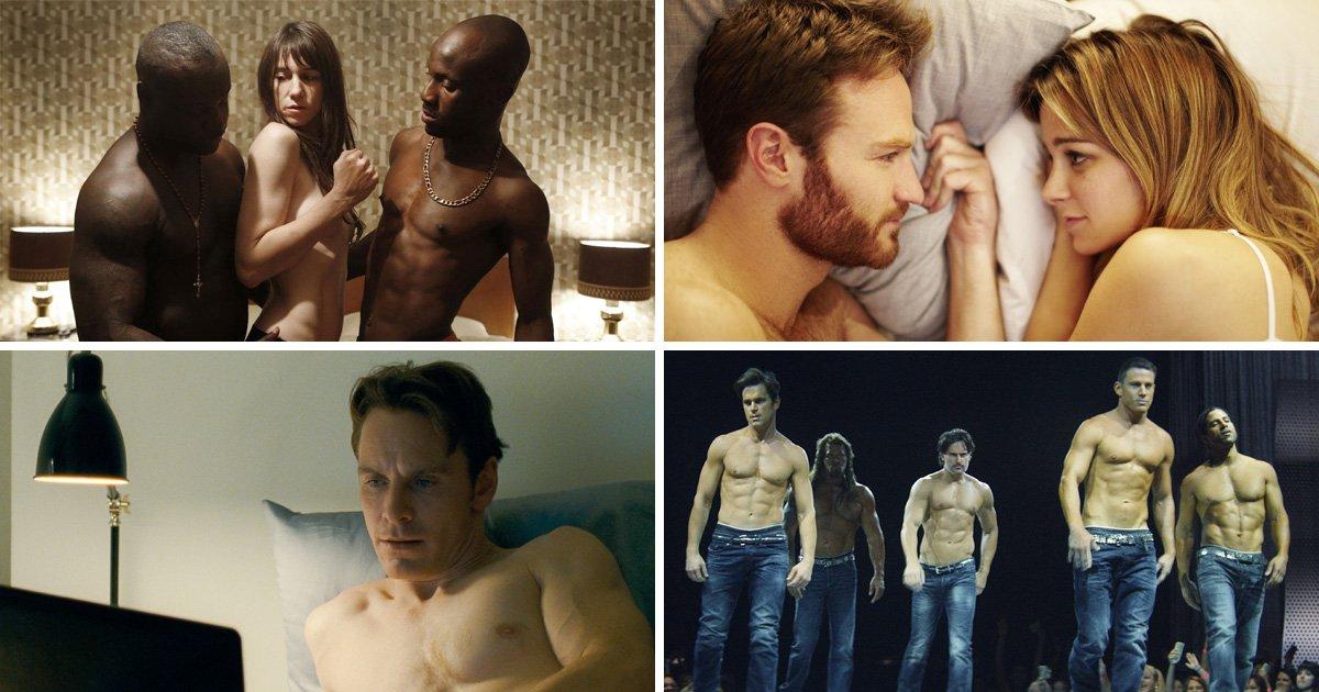 sexy films on Netflix that are basically pornos