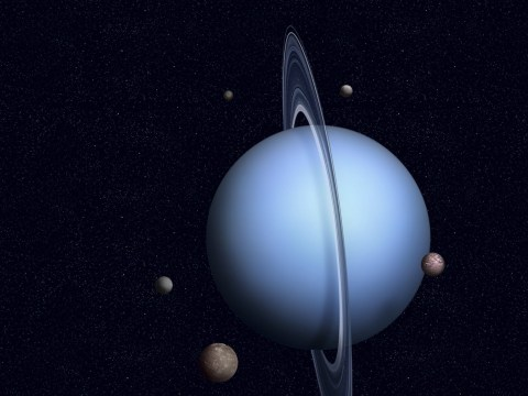 You'll be able to see Uranus with your naked eye tonight
