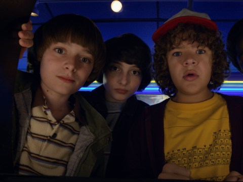 Stranger Things release Snapchat augmented reality lens which takes you to the Upside Down