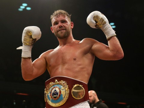 Billy Joe Saunders issues warning to David Lemieux after WBO order fight