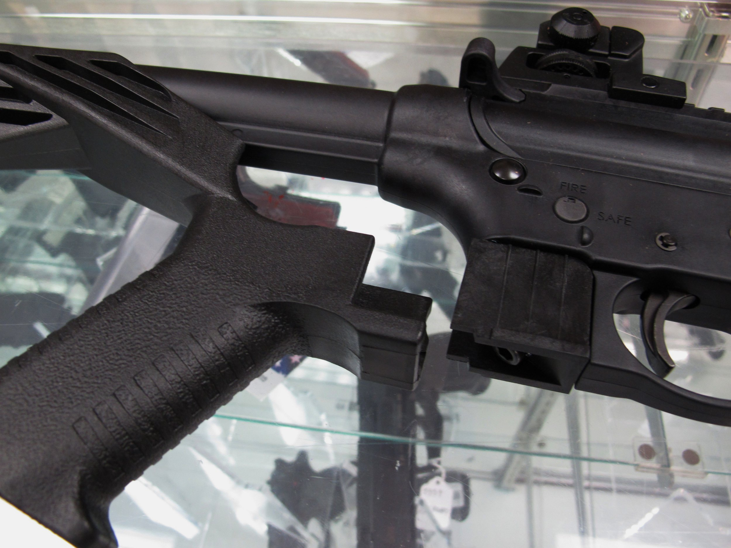 What are bump stocks and why were they used in the Las Vegas shootings?