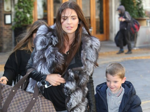 Danielle Lloyd struggling with son Harry's 'frustrating' suspected Asperger's syndrome: 'I feel judged'
