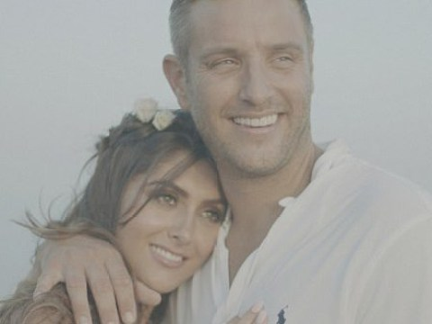 Elliot Wright and Sadie Stuart share first glimpse of their stunning wedding celebrations