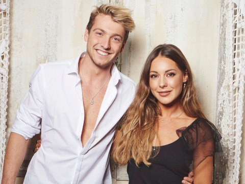 Made In Chelsea's Louise Thompson discusses following her little brother Sam into Celebrity Big Brother